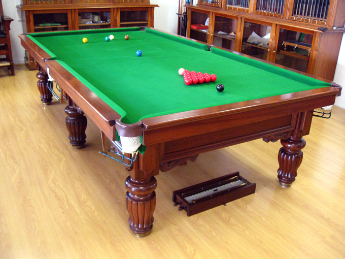 Secondhand tables barton mcgill pools tables for 10 foot snooker table for sale