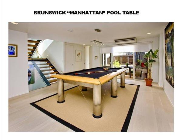 Secondhand Tables Barton Mcgill Pools Tables