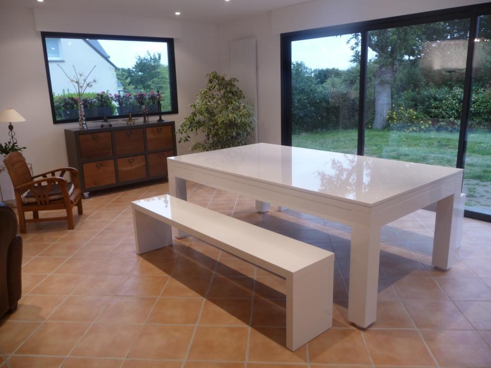 Montfort tables design lewis - Pool dining ...